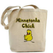 Minnetonka Chick Tote Bag